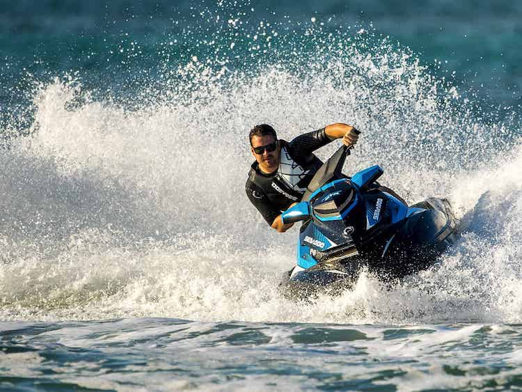 jet ski tenerife small photo