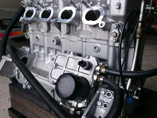 Jet Ski Engine photo